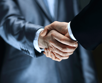 Becoming a Master of Lead Conversion Handshake Image