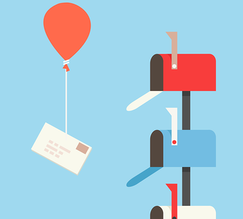 The Difference Between an Email Blast and Email Marketing Letter Image