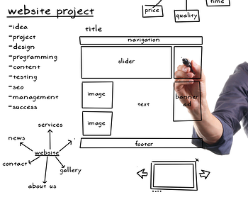 Why Does SEO Web Design Matter For Your Home Building Site Concept Image