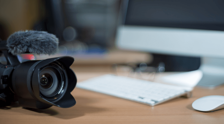 15 Home Marketing Tips Sure to Boost Your Business Video Camera Image