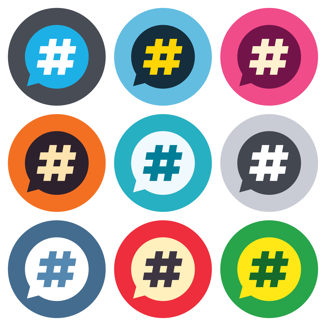 How to Optimize Instagram as a Marketing Tool Hashtags Image