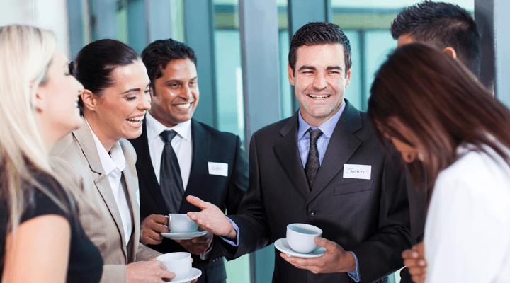 Home Builder Marketing Strategies That Work Networking Image