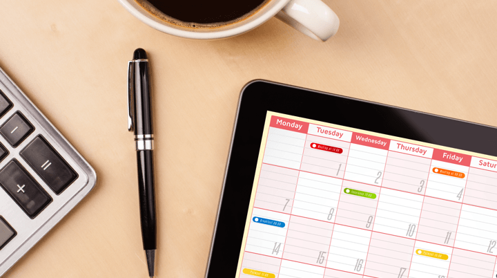 How to Create Facebook Pre-Construction Ads That Work Schedule Image