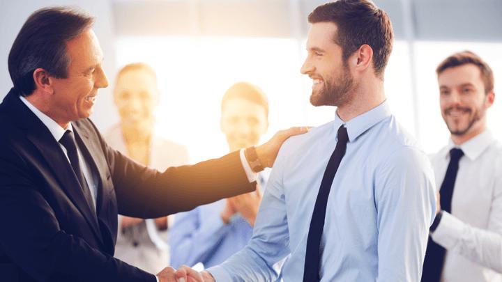Master Google Analytics Tag Manager Handshake Image