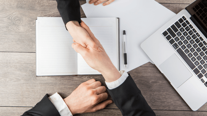 What Does a Modern Home Builder Marketing Strategy Actually Look Like Handshake Image