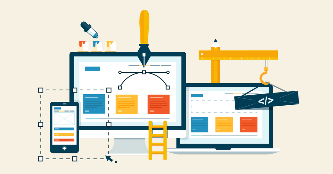 A complete guide to SEO for blog posts mobile-first design image