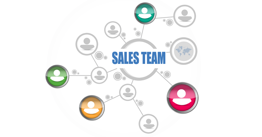 Measurable Results You Can Expect With Marketing Ninjas Sales team Image