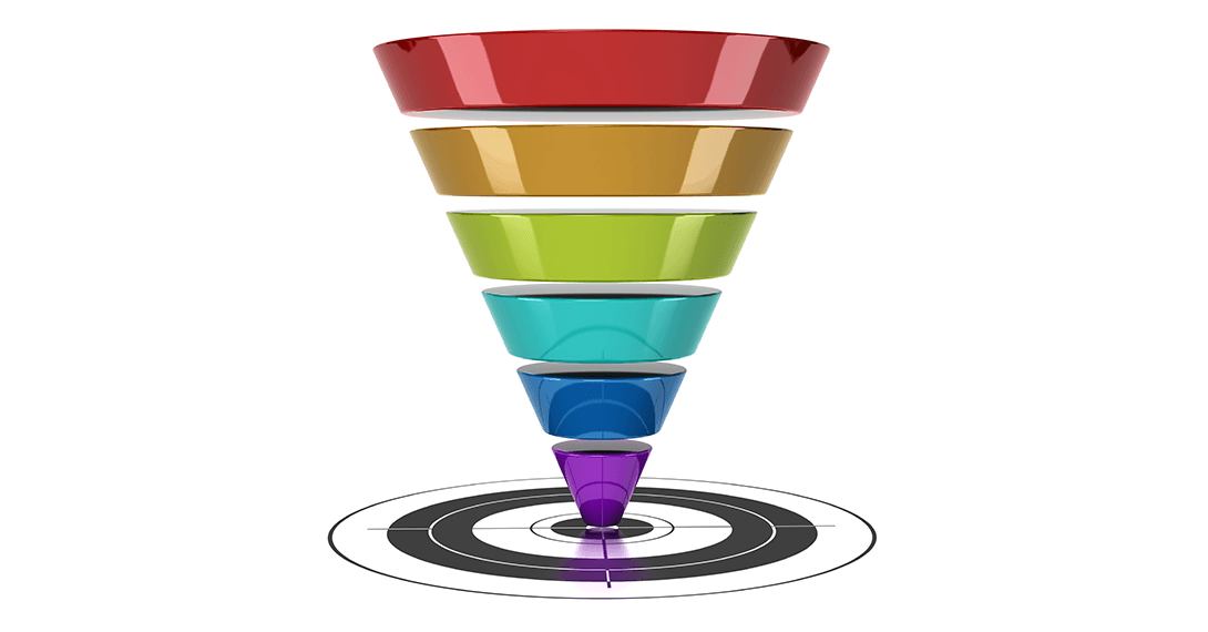 How a Home Builder Marketing Agency Can Get You More Showhome Traffic Funnel Image