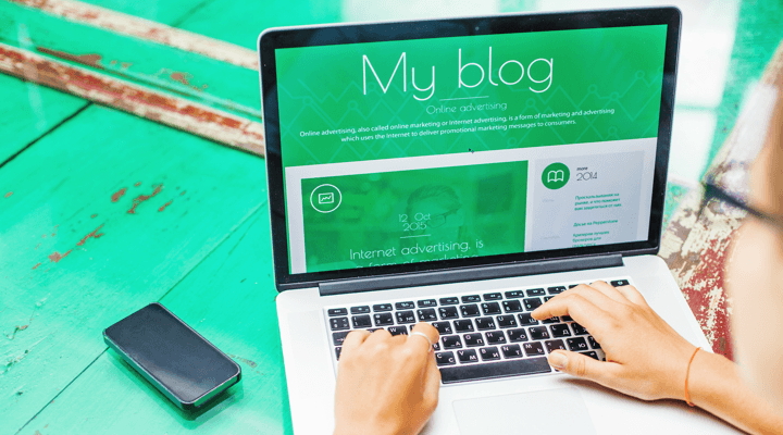 How to Nail Your First Blog Post: 10 Blogging Mistakes to Avoid Design Image