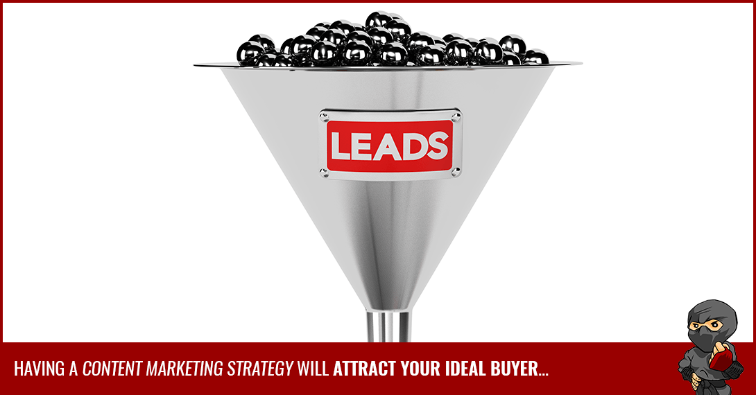 How A Content Marketing Strategy Will Help Fill Your Marketing Funnel (Part 2)