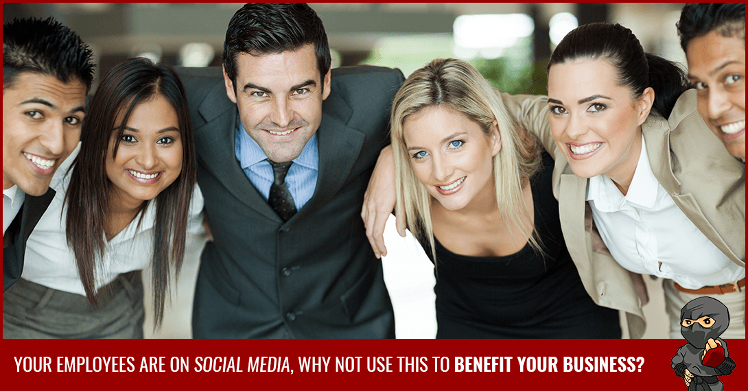 How Social Media In the Workplace Can Benefit a Business
