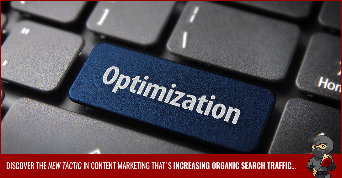 Historical Optimization: How To Update and Republish Old Content and Why You Absolutely Need To