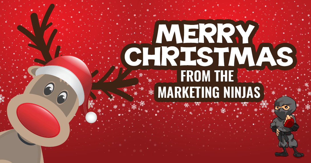 Merry Christmas From Marketing Ninjas!