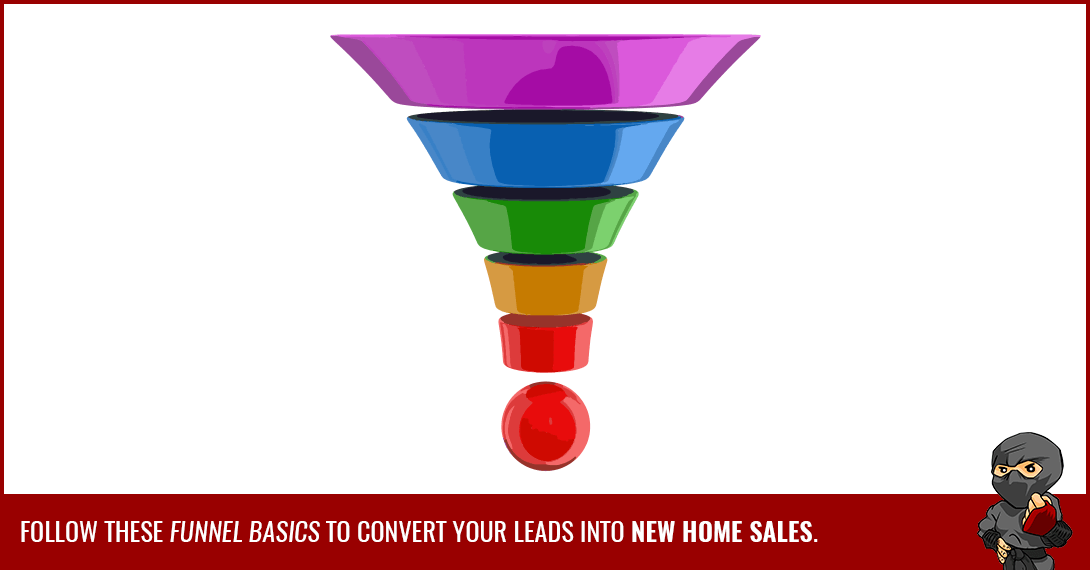 Funnel Basics for New Home Marketers: Bottom of the Funnel (BOFU)