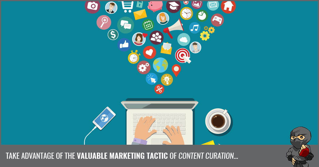 Killer Content Curation is Key [Infographic]