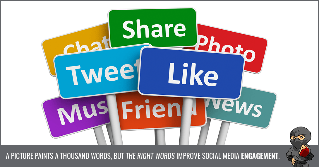 The Most Popular Words in Social Media That Will Get Your Content Shared [Infographic]