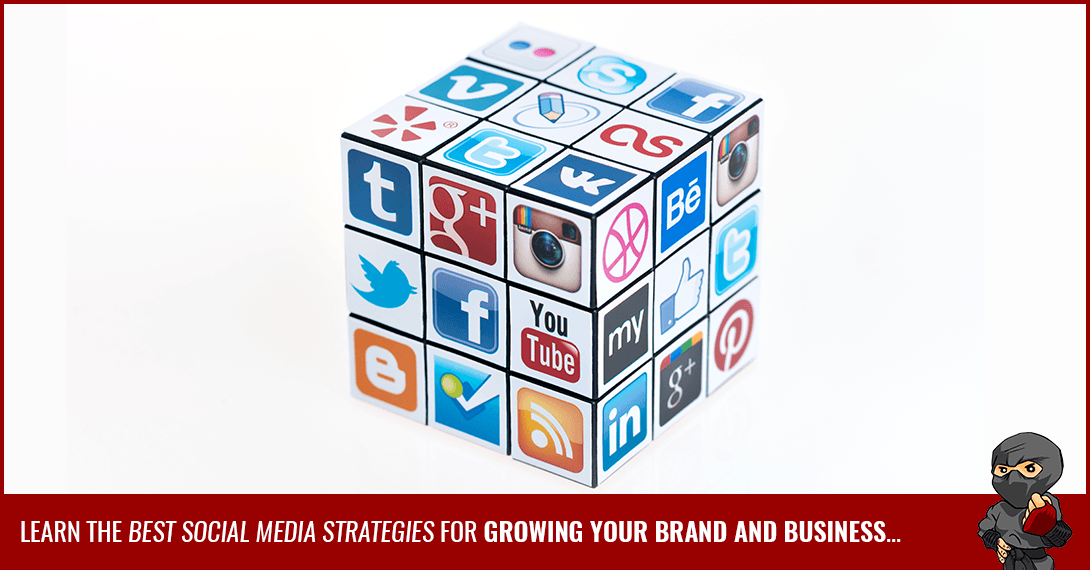 5 Strategies for Social Media Branding Success [Infographic]