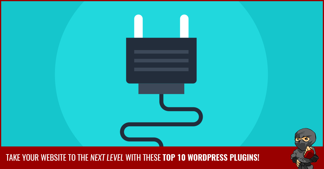 Top 10 Plugins for Your Wordpress Site